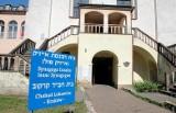 Chcieli wejść do synagogi na modlitwę. Nie wpuścili ich zamaskowani ochroniarze