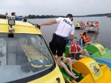 Pijane wakacje na wodzie - bydgoska policja łapie po kilkuset nietrzeźwych sterników