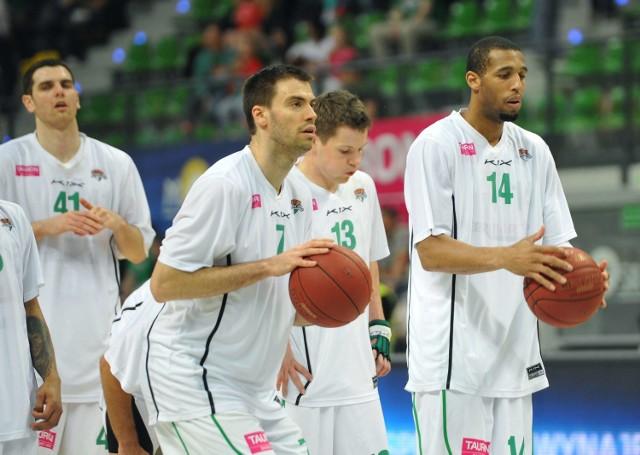 Koszykarze Stelmetu dobrze rozpoczęli walkę w finale Tauron Basket Ligi. Prowadzą z PGE Turowem 1:0.