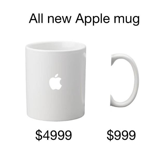 """""""Nowy kubek od Apple"""""""
