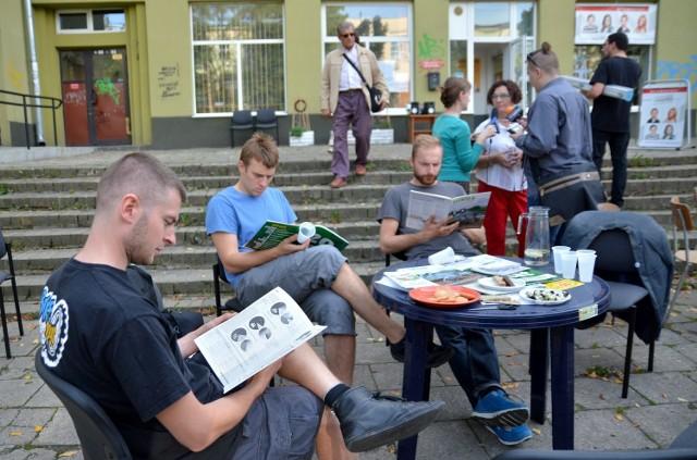 Europejski Tydzień Zrównoważonego transportu zaczął się wczoraj od spotkania zorganizowanego na al. Racławickich.