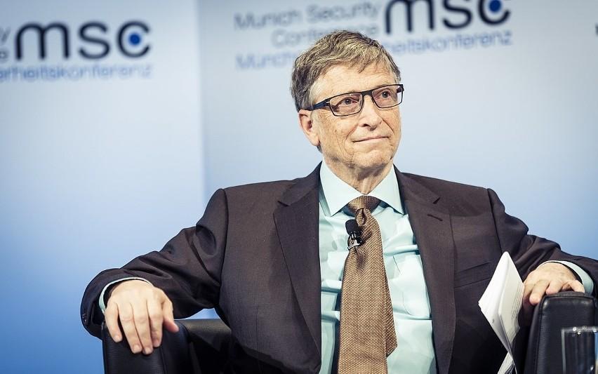 Bill Gates to amerykański informatyk i przedsiębiorca, który...
