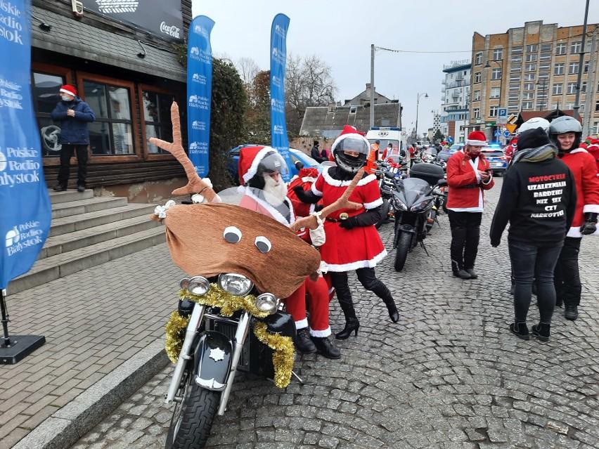 Finał akcji MotoMikołaje 2020