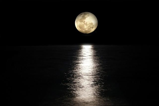 Pełnia Księżyca 3 sierpnia 2020 r.