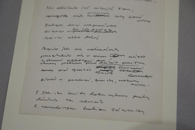 W kwietniu twórczość Wisławy Szymborskiej zostanie zdeponowana w Bibliotece Końca Świata