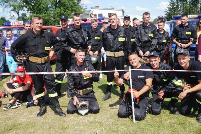 Do zawodów stanęło 11 drużyn z gminy Karniewo