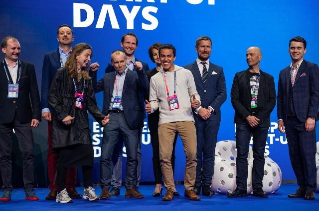 Zwycięzcy konkursu Start-up Challenge 2019, którzy automatycznie stali się uczestnikami programu InCredibles