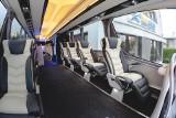 Luksus Platinum Plus - rusza nowa biznesowa linia autokarowa Poznań - Warszawa