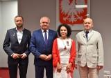 Gorzów. Aktorzy Teatru Osterwy dostali medale i odznaczenia