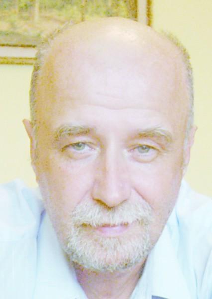 Roman Zemanek, ekspert  Państwowej Inspekcji Pracy w Opolu.