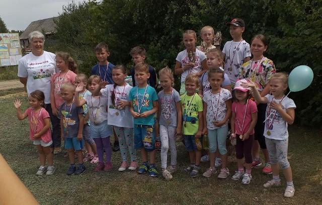 Rząśnik-Majdan. Piknik Rodzinny zorganizowano w lipcową sobotę.