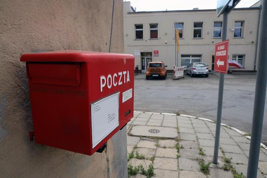 Skrzynka pocztowa, głosowanie korespondencyjne.