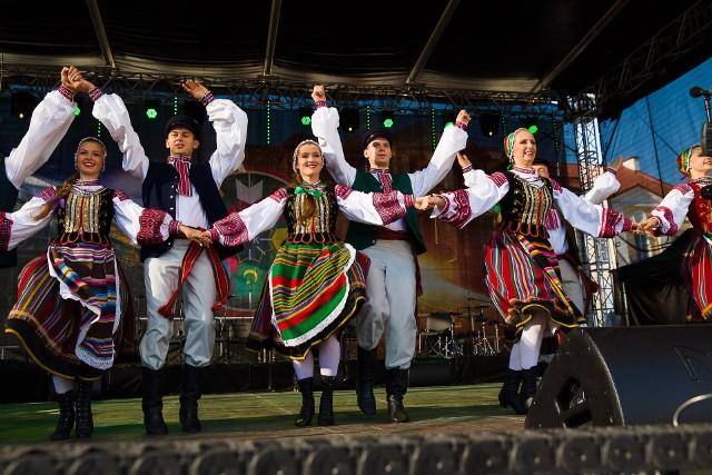 Kurpie Zielone będą świętowały swój jubileusz w sobotę w operze przy Odeskiej. Początek koncertu o godz. 17.