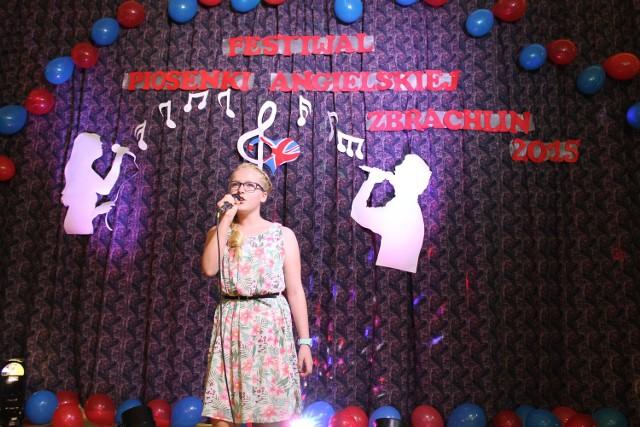 """Daria Szudzik zdobyła Grand Prix festiwalu piosenka """"Mercy"""" z repertuaru Duffy."""
