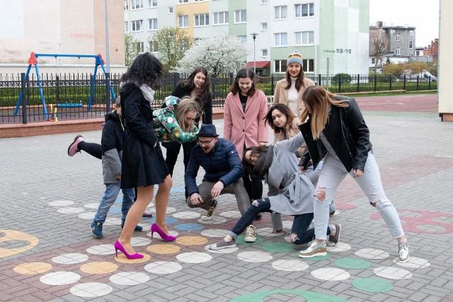 Ekipa Centrum Wspierania Dzieci i Młodzieży w Toruniu