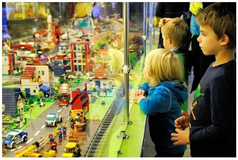 Wystawa Lego w Pasażu Grunwaldzkim potrwa do 16 lutego