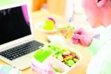 Do pracy najlepiej wziąć lunchbox, czyli jedzenie w pudełku