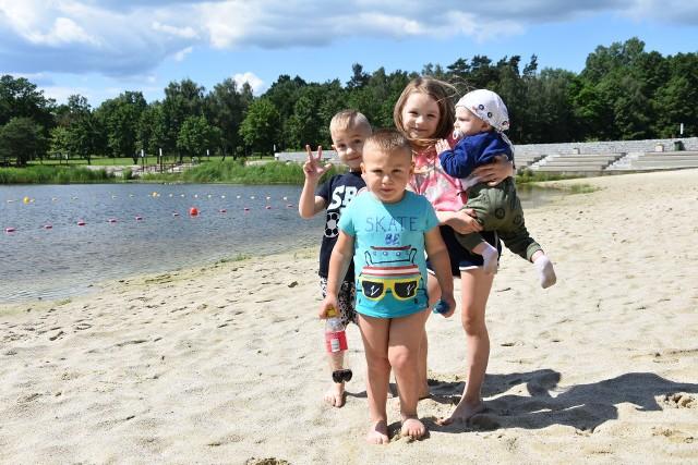 Kąpielisko w Rybniku - Kamieniu czynne. Są pierwsi plażowicze! Zobacz na zdjęciach jak tu wypiękniało