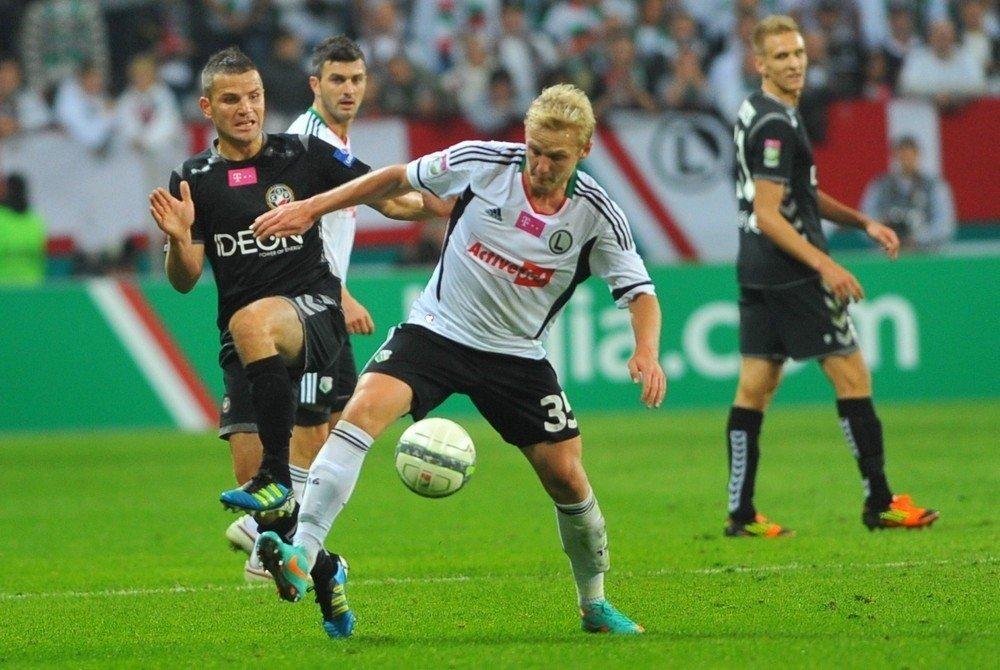 a1b57ecdf Piłkarska sobota: Świąteczne derby Warszawy, 1. liga od południa ...