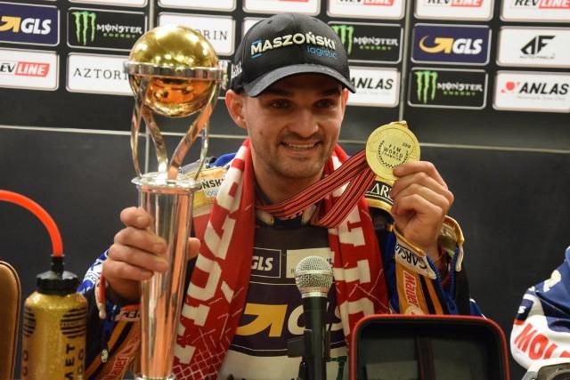 Bartosz Zmarzlik jest już dwukrotnym indywidualnym mistrzem świata.
