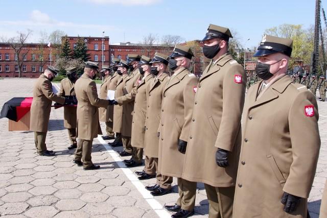 23 kwietnia odbyły się w Inowrocławiu obchody Święta 2 Pułku Inżynieryjnego i Święta Wojsk Inżynieryjnych