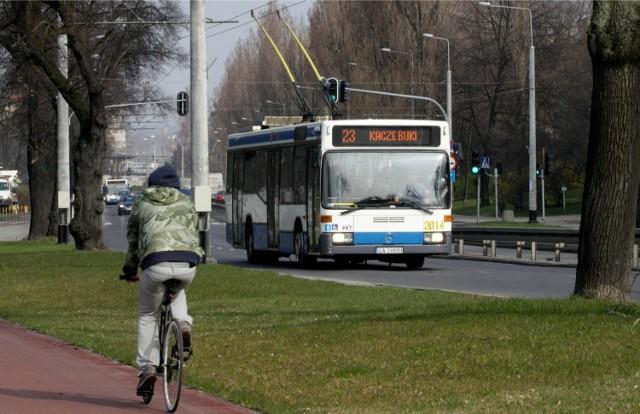 Kierowcy trolejbusów w Gdyni bronią zwolnionego kolegi