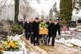 Pogrzeb Andrzeja Meyera. Ostatnie pożegnanie byłego wojewody podlaskiego