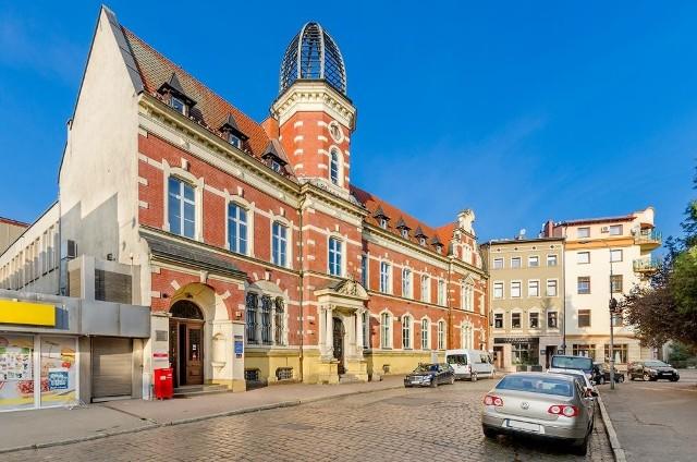 Poczta przy ulicy Pocztowej w Gorzowie wciąż jest na sprzedaż.