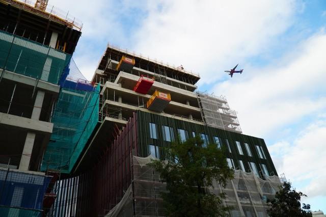 Trzeci z kolei budynek na Nowym Rynku będzie nową siedzibą Allegro