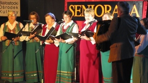 Seniorada to wydarzenie które już od kilku lat organizuje m.in. Białostocki Ośrodek Kultury