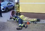 Ależ akcja strażaków. Pies wpadł do studzienki