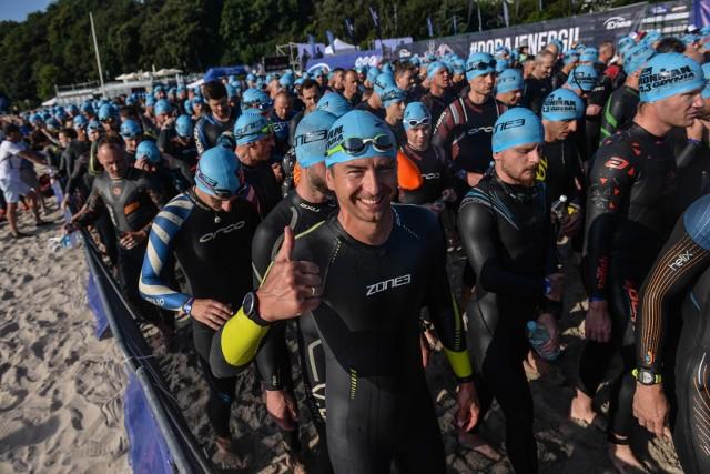 Prestiżowe zawody triathlonowe w Gdyni mają już dziewięcioletnią tradycję.