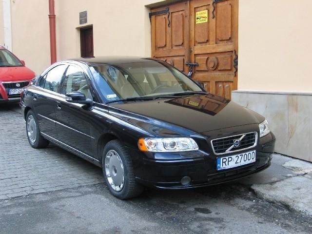 Tym samochodem do niedawna jeździł prezydent Przemyśla. Auto zostało wystawione na sprzedaż.