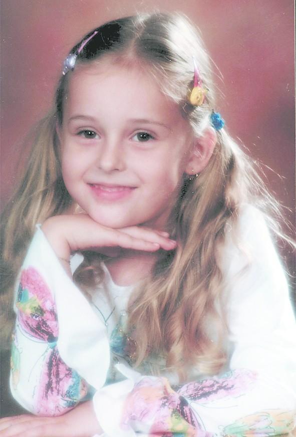 Karolina Pomykaj, lat 7, Szczecin309 głosów