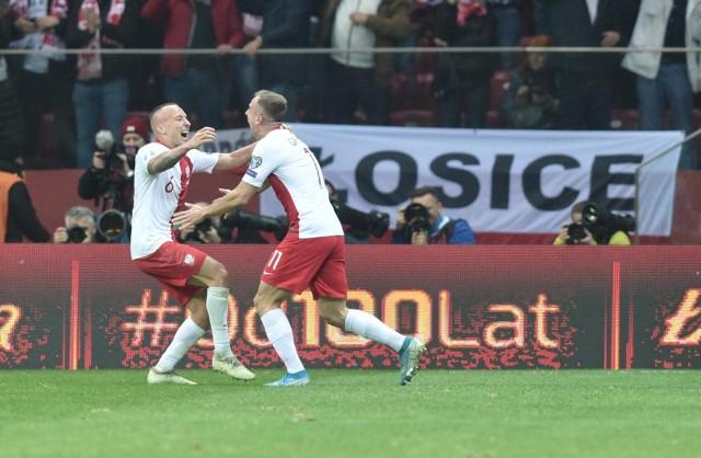 Mecz Polska - Słowenia 3:2