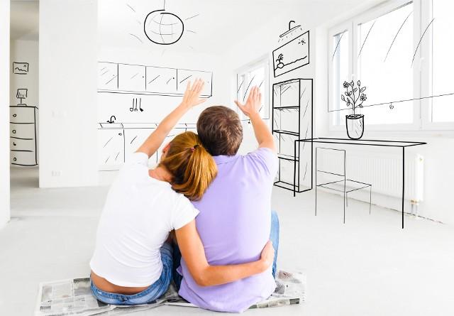 Płeć i osobowość to niektóre z czynników wpływających na wybór mieszkania lub domu.