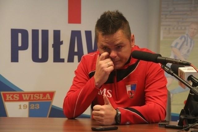 Mariusz Sawa został nowym trenerem Motoru