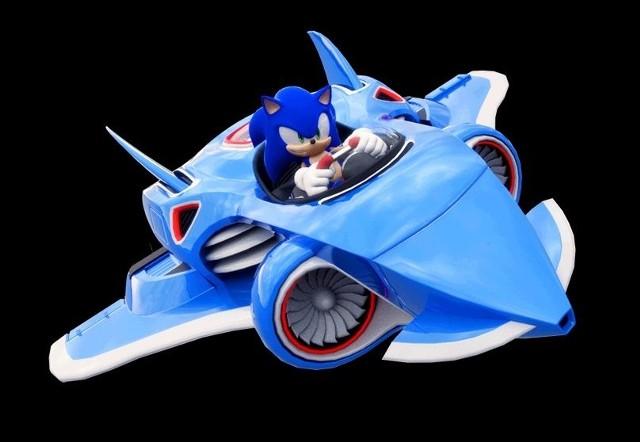 Sonic & All-Stars Racing TransformedSonic & All-Stars Racing Transformed: w grze znajdziemy 20 bohaterów znanych gier firmy SEGA