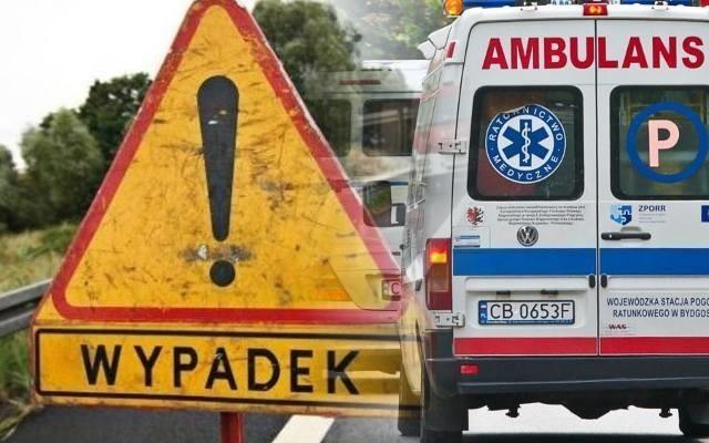 Wypadek na skrzyżowaniu Akademickiej i Rejewskiego. Możliwe...
