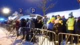 PŚ w skokach w Zakopanem. Kibice nie odpuścili, konkurs drużynowy sprzed skoczni oglądały tłumy [ZDJĘCIA]