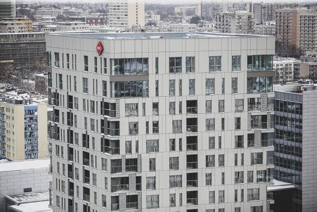 Apartamentowce przy Sokolskiej, czyli Sokolska 30 Towers w Katowicach.Zobacz kolejne zdjęcia. Przesuwaj zdjęcia w prawo - naciśnij strzałkę lub przycisk NASTĘPNE