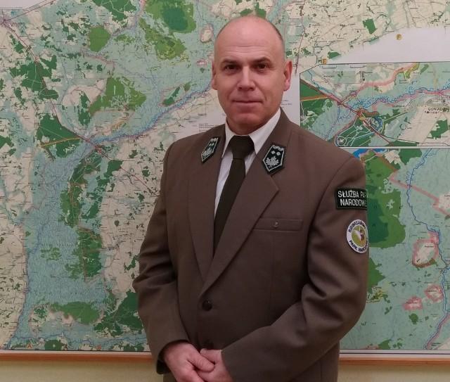 Artur Wiatr, nowy dyrektor BPN