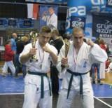 Brzeszcze. Dwa medale karateków w Tarnowie