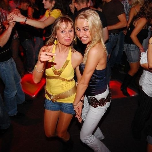 Pietna, Discoplex A4 - sobotnia impreza w klubie