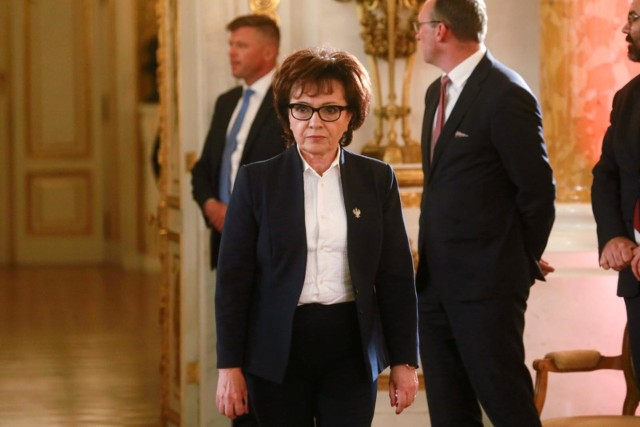 """Marszałek Sejmu Elżbieta Witek odpowiada Holandii na uchwałę ws. braku praworządności w Polsce. """"Nie możemy być chłopcem do bicia"""""""
