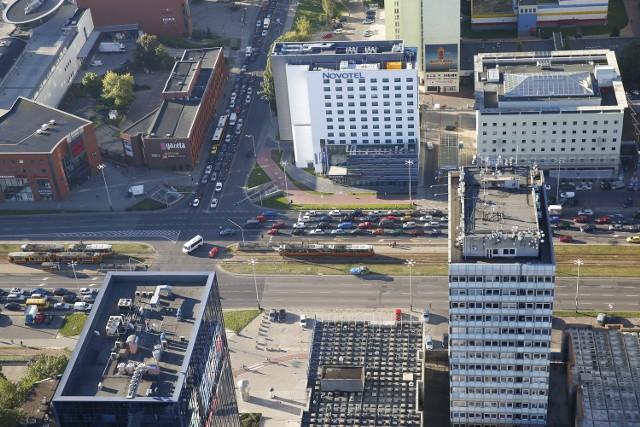 Kliknij dalej i zobacz schemat komunikacji miejskiej na czas budowy Trasy W-Z