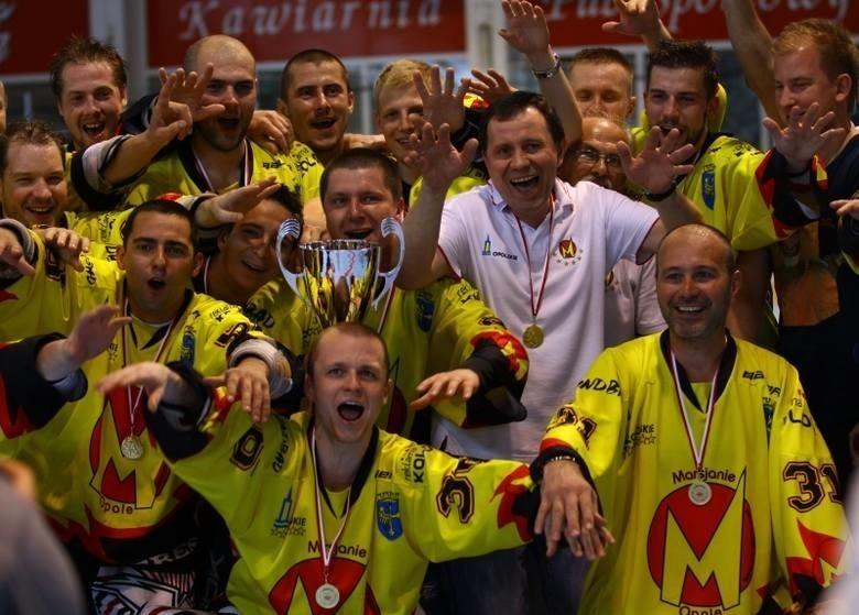 Marsjanie Opole walczą o odzyskanie tytułu mistrza Polski