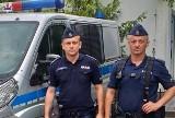 Okuninka: Opiekunka kolonii poprosiła policję o pomoc w eskortowaniu rannej 17-latki