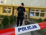 Bomba i pożar w szpitalu przy ul. Herberta. Ćwiczenia z ewakuacji pracowników szpitala im. Jana Bożego (ZDJĘCIA)