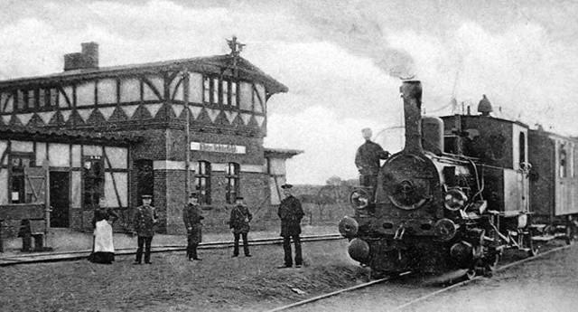 Stacja w Chwarstnicy